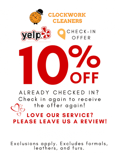 Yelp Check-in Deal